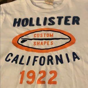 White Hollister